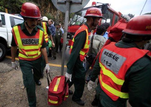 Πακιστάν: Δεκαοκτώ νεκροί από κατάρρευση εργοστασίου | tovima.gr