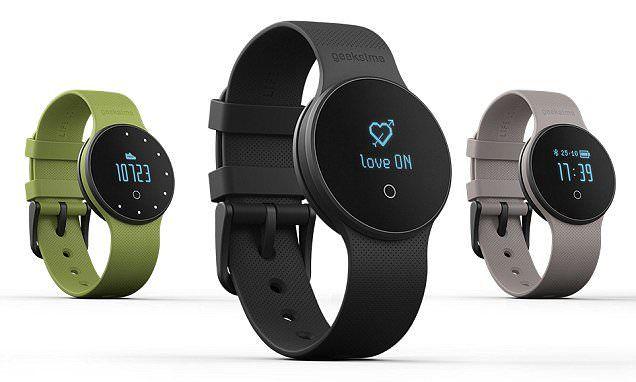 Smartwatch «μετράει» το σεξ | tovima.gr