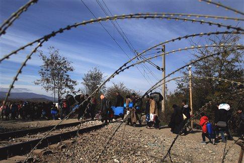 «Ασφυξία» στον καταυλισμό της Ειδομένης-Πάνω από 8.000 οι πρόσφυγες   tovima.gr