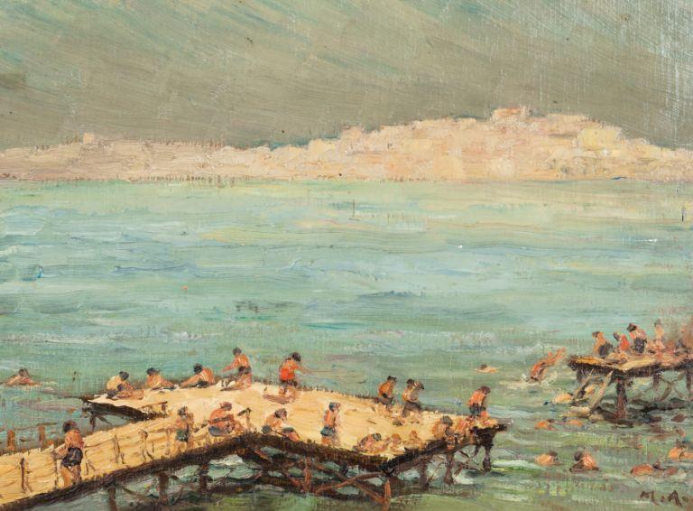 Εκθεση με έργα του Μιχαήλ Αξελού στο μουσείο της ΤτΕ | tovima.gr