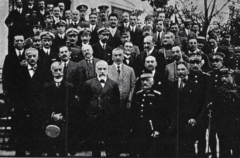 100 χρόνια από το κίνημα Εθνικής Αμυνας στη Θεσσαλονίκη | tovima.gr