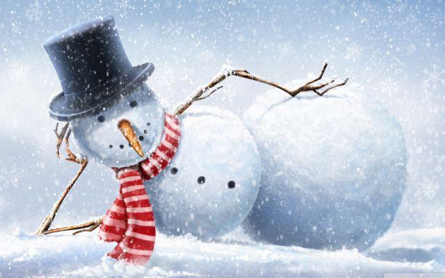Η «συνταγή» του τέλειου χιονάνθρωπου | tovima.gr
