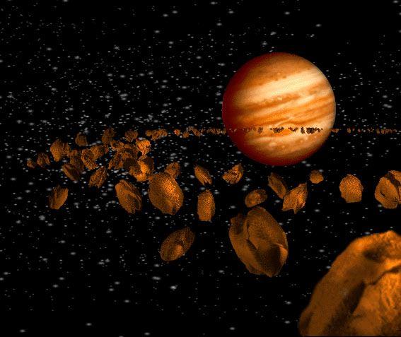 Ο ωκεανός του Αρη ήταν προϊόν βομβαρδισμού αστεροειδών | tovima.gr