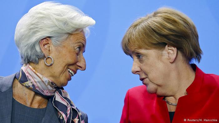 Die Zeit: Θέμα χρόνου ένα «πραγματικό κούρεμα χρέους» | tovima.gr