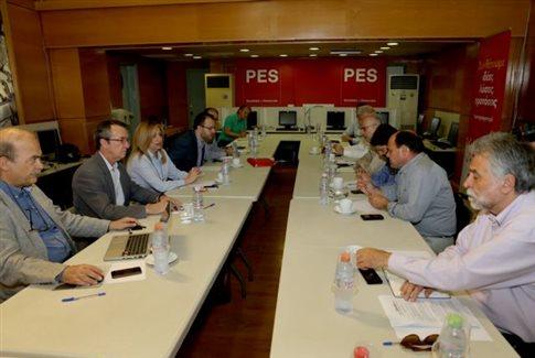 Ξεκινά το Σάββατο η Προγραμματική Συνδιάσκεψη της Δημοκρατικής Συμπαράταξης | tovima.gr