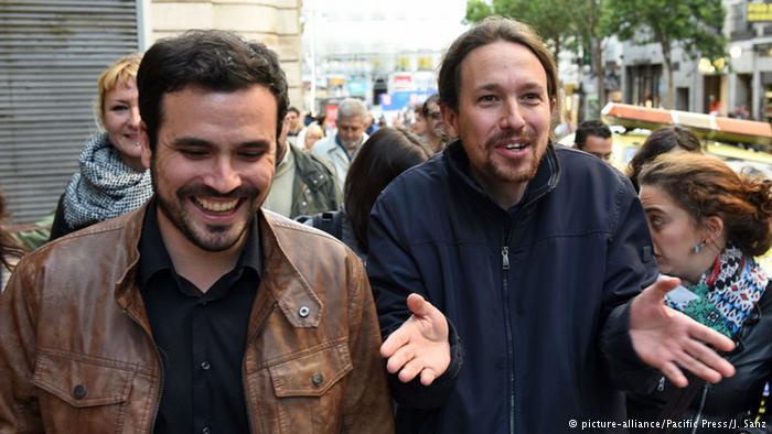 Η Αριστερά ενώνεται στην Ισπανία ενόψει εκλογών | tovima.gr