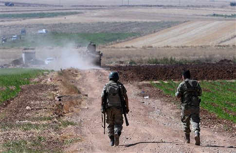 Νεκροί 4 τούρκοι στρατιώτες από έκρηξη βόμβας στα σύνορα με το Ιράκ   tovima.gr