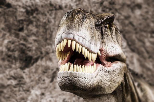 Ο T.rex είχε χείλη που προστάτευαν τα δόντια του | tovima.gr