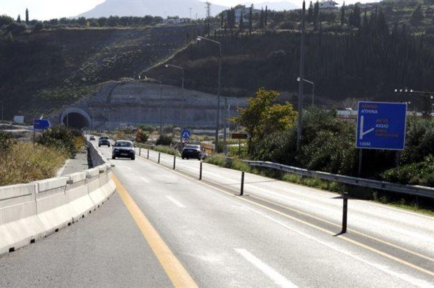 Κλείνει την Τετάρτη για μία ώρα η ΕΟ Αθηνών-Πατρών | tovima.gr