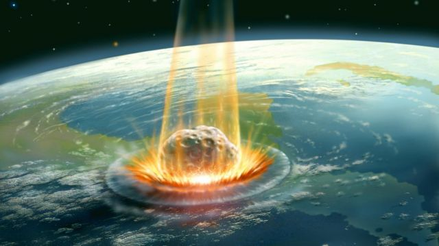 «Πιάσαμε» τον κρατήρα του αστεροειδή που εξόντωσε τους δεινόσαυρους   tovima.gr