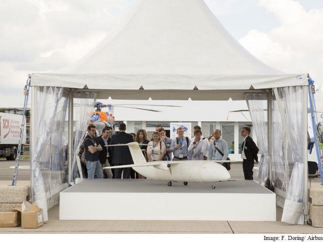 THOR: Το πρώτο 3D εκτυπωμένο μικρό αεροσκάφος | tovima.gr
