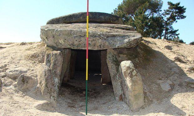 Ανακαλύφτηκαν αρχαίοι τάφοι που ήταν και τηλεσκόπια! | tovima.gr