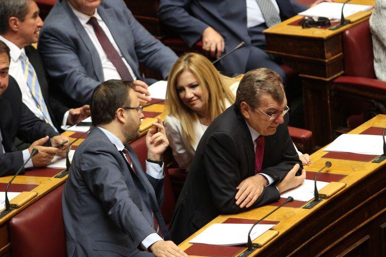Δημοκρατική Συμπράταξη ρωτά για συντάξεις, μπλοκάκια, ΕΦΚΑ | tovima.gr