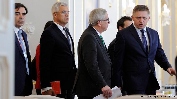 «Αγκάθι» το προσφυγικό για τη σλοβακική προεδρία   tovima.gr