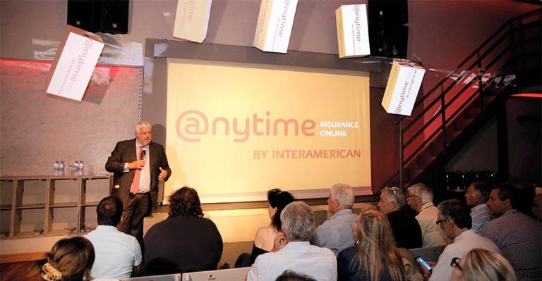 Η Anytime της Interamerican αλλάζει το Χωροχρόνο   tovima.gr