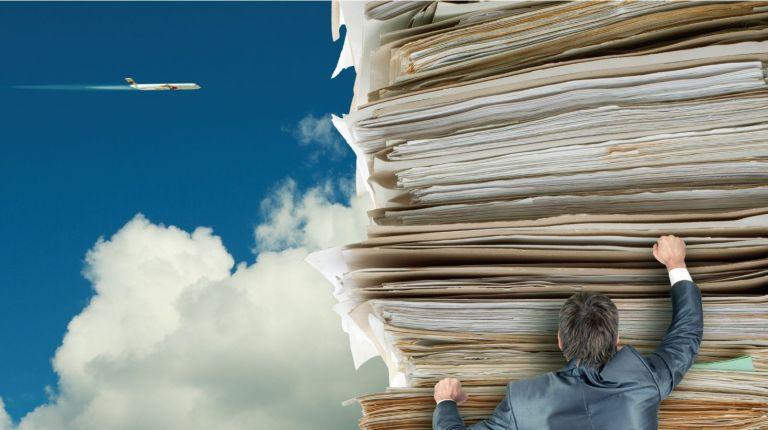 Χαρτί τέλος στο Δημόσιο, έγγραφα μόνο ηλεκτρονικά | tovima.gr