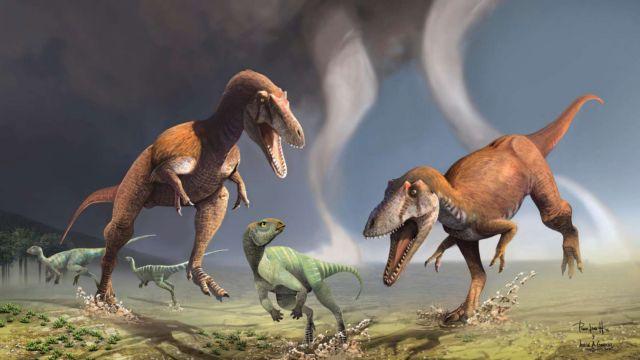 Βρέθηκε ο «ψευτοξάδερφος» του Τυραννόσαυρου | tovima.gr