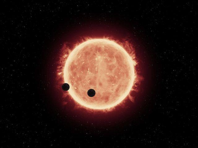 Δύο κοντινοί εξωπλανήτες φαβορί της… ζωής | tovima.gr