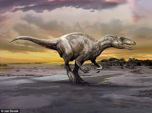 Ο δεινόσαυρος που σκότωνε με δρεπάνια! | tovima.gr
