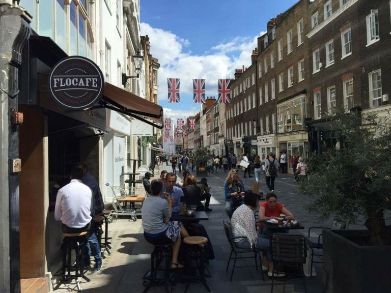 Τα Flocafe Espresso Room εξάγουν και στο Λονδίνο την τέχνη του καφέ   tovima.gr