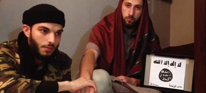 Βίντεο όπου ορκίζονται πίστη στην ISIS οι σφαγείς της Νορμανδίας | tovima.gr