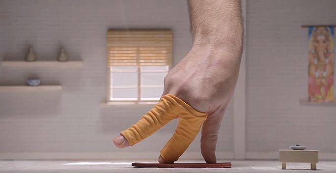 Με τα χέρια σου μπορείς να είσαι τόσο ΖΕΝ όσο και ο Handy Yoga | tovima.gr