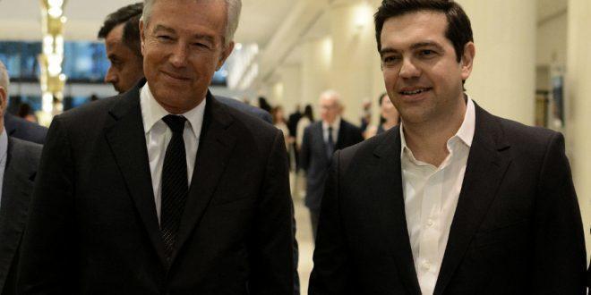 Ανδρεάδης: Η εικόνα που έχω είναι ότι πάμε για κλείσιμο της αξιολόγησης | tovima.gr