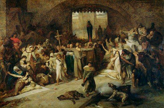 Φως στην πανούκλα της εποχής του Ιουστινιανού | tovima.gr