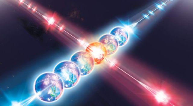 Νέο ρεκόρ στην κβαντική τηλεμεταφορά | tovima.gr