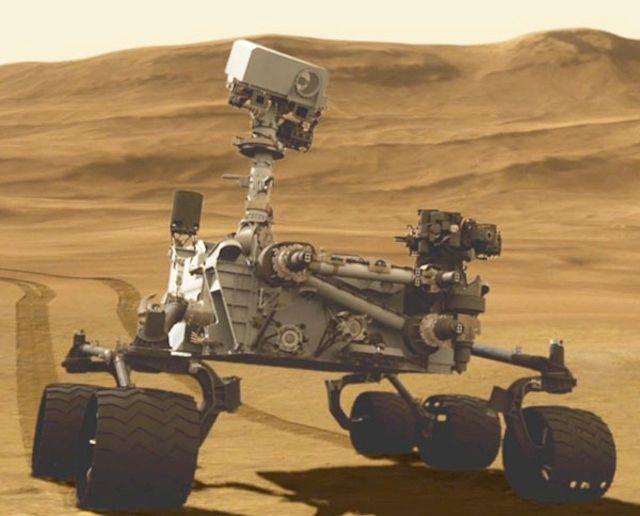 Ξεκινά η νέα αποστολή του Curiosity | tovima.gr