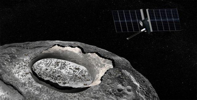 Ο μεγάλος μεταλλικός αστεροειδής Ψυχή μπορεί να έχει νερό | tovima.gr