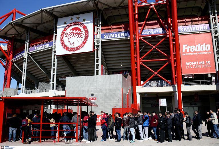 Europa League: Ουρές και 7.000 εισιτήρια για τον αγώνα του Ολυμπιακού με την Μπέρνλι | tovima.gr
