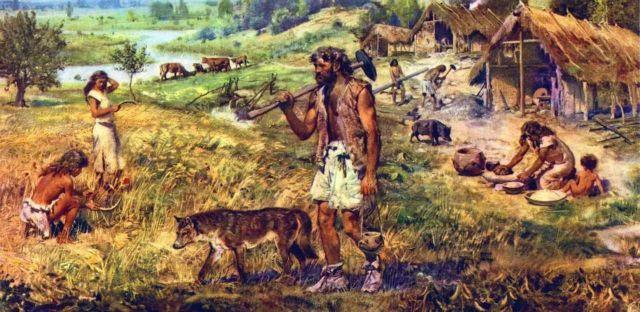 Οι προϊστορικοί Ελληνες προτιμούσαν το κρέας από το γάλα   tovima.gr
