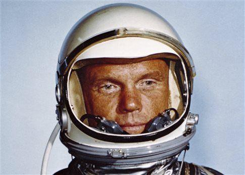 Πέθανε ο αστροναύτης-ήρωας Τζον Γκλεν | tovima.gr