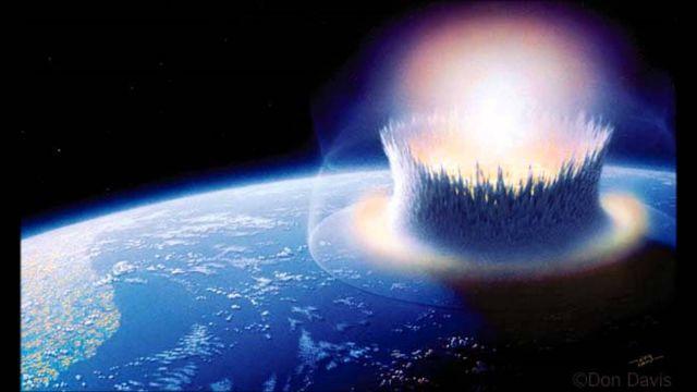 Τι θα συμβεί αν πέσει αστεροειδής μέσα στον ωκεανό; | tovima.gr