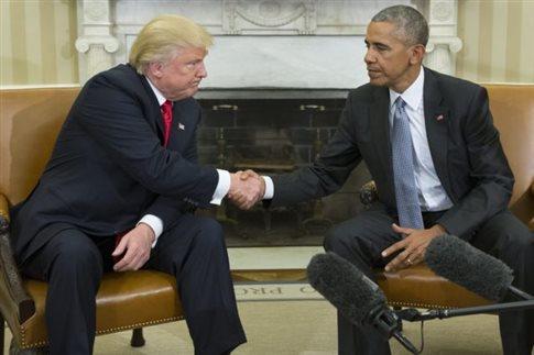 «Μην υποτιμάτε αυτόν τον τύπο» λέει ο Ομπάμα για τον Τραμπ   tovima.gr