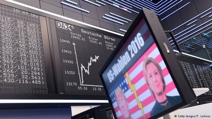 DW: Ο Τραμπ προκαλεί οικονομική αβεβαιότητα | tovima.gr