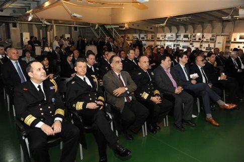 Ενημέρωση του Διπλωματικού Σώματος για την ελληνική ναυτιλία | tovima.gr