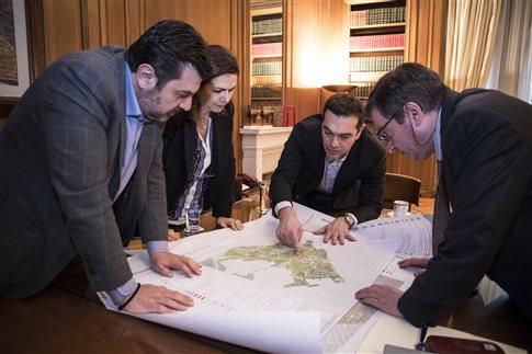 Τσίπρας – Καμίνης: Πρωτοβουλίες για μια Αθήνα βιώσιμη και ασφαλή | tovima.gr