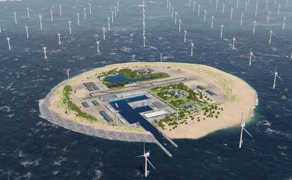 Eνεργειακό νησί στη Βόρεια θάλασσα | tovima.gr