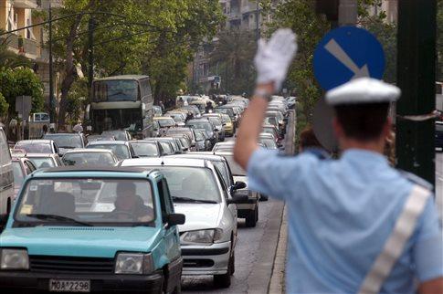 Αυξημένα μέτρα της Τροχαίας για την 25η Μαρτίου   tovima.gr