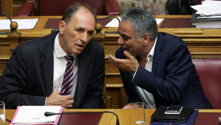 Black out in SYRIZA for the selling of Public Power Corporation (DEI)   tovima.gr