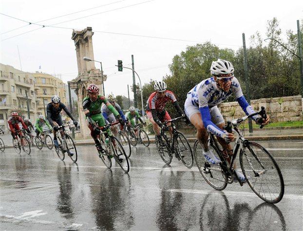 Κλειστοί δρόμοι την Κυριακή λόγω ποδηλατικού αγώνα | tovima.gr