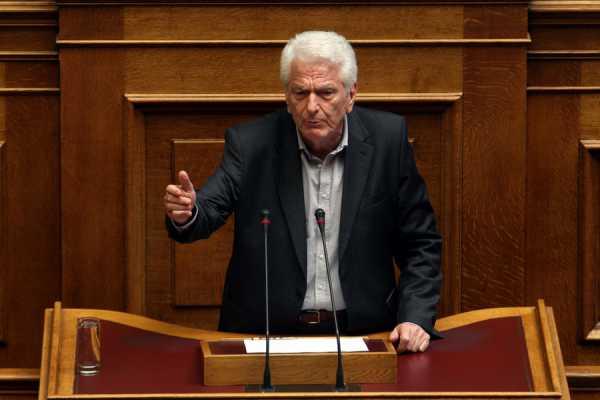Τρ. Μηταφίδης: Ελαβα και εγώ 13η σύνταξη | tovima.gr