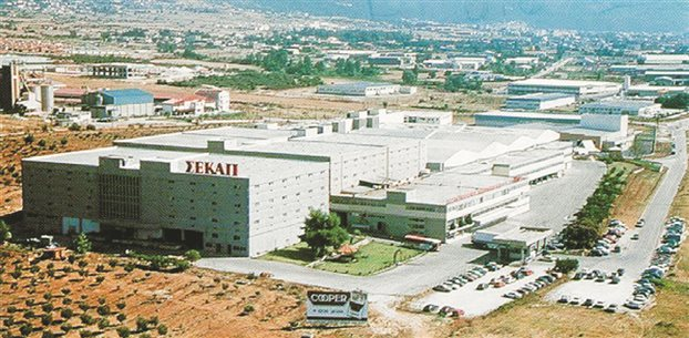 SEKAP tobacco company poised to declare bankruptcy | tovima.gr