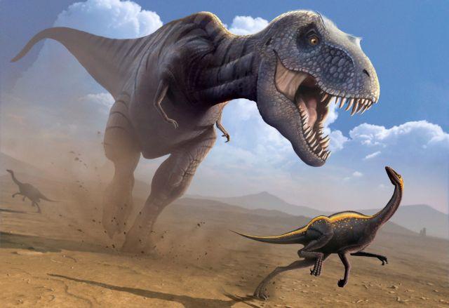 Πολύ αργός ο T. rex! | tovima.gr