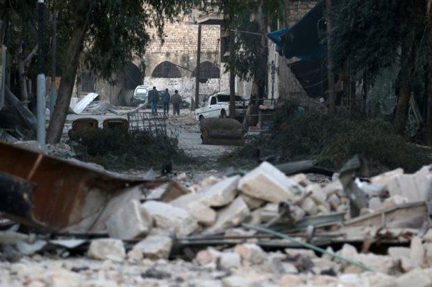 Συρία: 5 νεκροί από ρουκέτα στη διεθνή έκθεση της Δαμασκού | tovima.gr