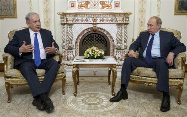 Το θέμα της «ιρανικής επιθετικότητας» θα θέσει ο Νετανιάχου στον Πούτιν   tovima.gr
