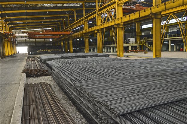 ΕΛΣΤΑΤ: Αύξηση 3% στις τιμές παραγωγού στη βιομηχανία τον Ιούλιο | tovima.gr