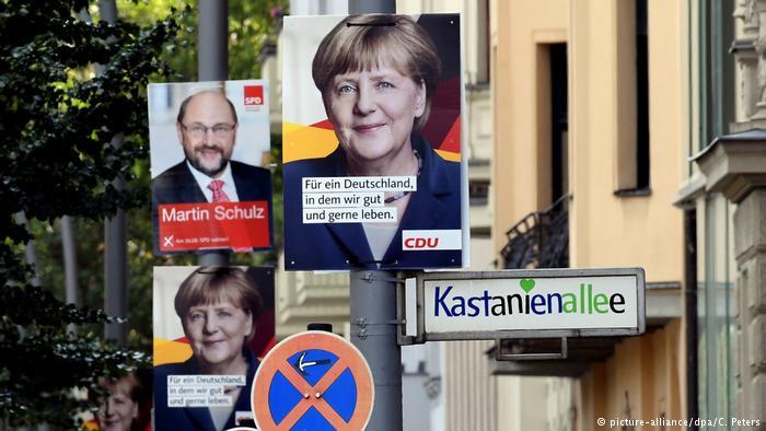 Γερμανόφωνα ΜΜΕ: Σίγουρη η νίκη για την «εθνομητέρα» Μέρκελ | tovima.gr